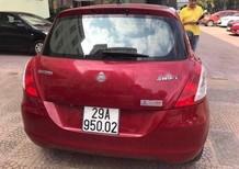 Xe Suzuki Swift năm sản xuất 2013, màu đỏ, nhập khẩu