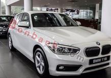 Bán BMW 118i sản xuất 2016, xe mới