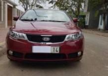 Bán ô tô Kia Forte 1.6AT sản xuất năm 2009, màu đỏ, nhập khẩu