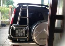 Cần bán lại xe Ford Everest năm sản xuất 2008, màu đen