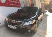 Bán Toyota Camry LE 2.5AT đời 2011, màu đen, nhập khẩu chính chủ