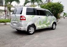 Xe Suzuki APV sản xuất 2007, màu bạc, nhập khẩu
