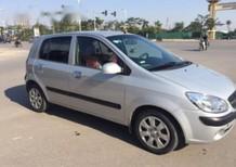 Bán Hyundai Getz 1.1 MT sản xuất năm 2011, màu bạc, nhập khẩu