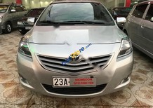 Cần bán lại xe Toyota Vios 1.5G sản xuất năm 2012, màu bạc