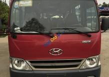 Bán Hyundai County Limousine sản xuất năm 2009, màu đỏ, giá 665tr