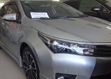 Xe cũ Toyota Corolla altis 2.0 AT năm sản xuất 2014, màu bạc