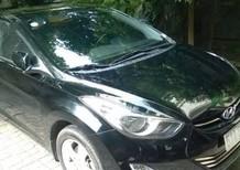 Xe Hyundai Elantra AT năm sản xuất 2015, màu đen, xe nhập