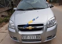 Bán Chevrolet Aveo sản xuất năm 2013, màu bạc còn mới
