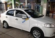 Bán Daewoo Gentra SX năm sản xuất 2010, màu trắng giá cạnh tranh