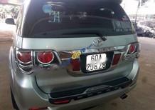 Bán ô tô Toyota Fortuner năm 2015, màu bạc như mới, 930tr