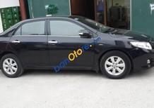 Bán ô tô Toyota Corolla altis 1.8 năm 2009, màu đen, giá chỉ 505 triệu