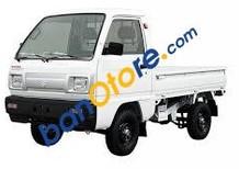 Bán Suzuki Super Carry Truck năm 2017, màu trắng, nhập khẩu nguyên chiếc, giá chỉ 240 triệu