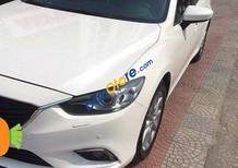 Cần bán gấp Mazda 6 năm 2015, màu trắng