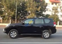 Bán ô tô Toyota Prado TXL sản xuất năm 2011, màu đen, nhập khẩu nguyên chiếc