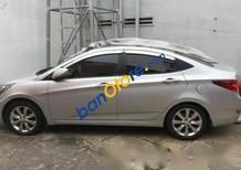Bán xe Hyundai Accent năm sản xuất 2013, màu bạc
