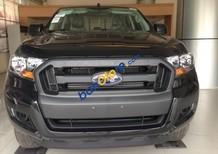Bán ô tô Ford Ranger XLS 2.2 MT 4x2 năm sản xuất 2017, màu đen, nhập khẩu, 619tr