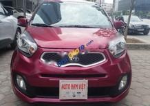 Bán Kia Morning AT đời 2012, màu đỏ, xe nhập