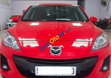 Cần bán Mazda 3 năm sản xuất 2013, màu đỏ, giá chỉ 590 triệu