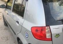 Bán xe Hyundai Getz MT năm sản xuất 2009, màu bạc, xe nhập