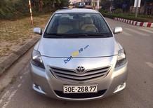 Bán ô tô Toyota Vios E sản xuất 2013, màu bạc, 465 triệu