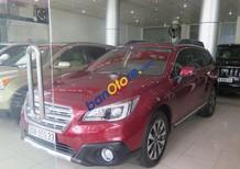 Salon Auto Long Biên bán Subaru Outback 2.5i AT đời 2015, màu đỏ, nhập khẩu chính hãng