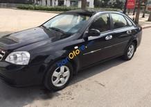 Xe Daewoo Lacetti SE năm sản xuất 2009, màu đen