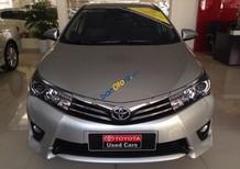 Bán xe Toyota Corolla altis 2.0V sản xuất 2015, màu bạc