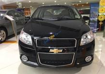 Chevrolet Aveo LT 2017, hỗ trợ vay 95% giá trị xe