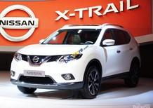 Bán ô tô Nissan X trail 2017, màu trắng, ưu đãi phụ kiện và tiền mặt
