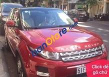 Bán xe LandRover Range Rover năm 2015, màu đỏ, nhập khẩu nguyên chiếc