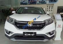 Bán ô tô Honda CR V 2.4AT sản xuất năm 2017, màu trắng