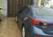 Cần bán lại xe Mazda 3 năm sản xuất 2015, màu xanh lam