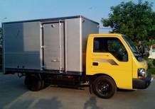 Bán xe xe tải 2,5 tấn - dưới 5 tấn Kia K2700 2017, màu xanh hỗ trợ trả góp lên tới 70%