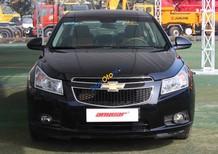 Cần bán xe Chevrolet Cruze LS 1.6MT đời 2011, màu đen