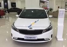Cần bán xe Kia Cerato 1.6 AT sản xuất 2016, màu trắng