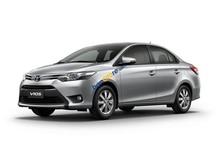 Bán xe Toyota Vios 1.5 G đời 2017, màu bạc