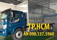 TP. HCM Ollin 900A sản xuất mới, màu xanh, giá 619tr thùng kín inox 430