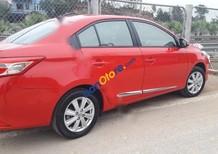 Cần bán lại xe Toyota Vios sản xuất 2015, xe đi chưa hết roda, chất lượng còn 95%