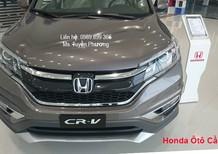 Honda CRV 2017, khuyến mãi hấp dẫn, hỗ trợ vay ngân hàng. LH: 0989.899.366 - 090757.89.68 (Tuyền Phương)