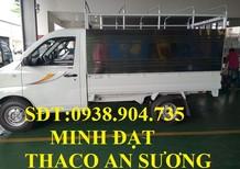 Xe tải nhẹ Thaco 880kg trả góp, xe tải nhẹ 720kg máy suzuki trả góp, xe tải nhẹ 650kg trả góp, xe tải nhẹ thaco 750kg