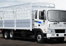 Giá bán xe tải Hyundai nhập 14 tấn, xe tải Hyundai HD210  xe tải 3 chân tải trọng 14 tấn. Liên hệ giá tốt - 0936127807