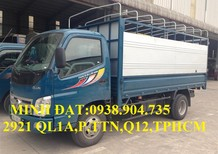Xe tải tHaco Ollin345 2tấn4 thùng 3m7, xe tải thaco 2.4tấn thùng 3m7, xe tải Thaco Olin 2.4tấn máy Isuzu
