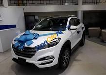 Bán xe Hyundai Tucson, màu trắng, nhập khẩu, mới 100%, xe có sẵn giao ngay, giá cực chất, ưu đãi lớn tại TP. HCM