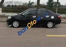 Cần bán lại xe Toyota Vios MT năm sản xuất 2007, màu đen giá cạnh tranh