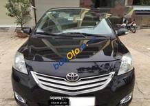 Cần bán xe Toyota Vios năm sản xuất 2009, màu đen