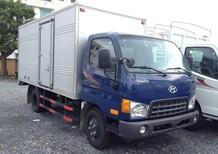 Xe tải Thaco Hyundai HD500 thùng kín tải trọng 5 tấn