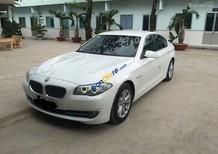 Xe BMW 5 Series năm sản xuất 2012, màu trắng, nhập khẩu nguyên chiếc