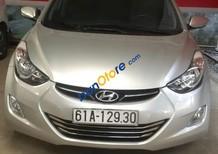 Bán Hyundai Elantra sản xuất 2013, màu bạc, nhập khẩu