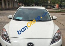 Cần bán lại xe Mazda 3 1.6 sản xuất năm 2014, màu trắng