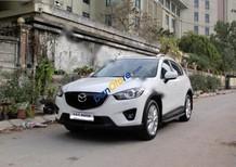 Cần bán xe Mazda CX 5 năm sản xuất 2012, màu trắng, 815 triệu